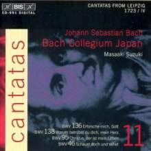 Johann Sebastian Bach (1685-1750): Kantaten Vol.11 (BIS-Edition), CD