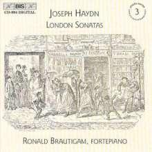 Joseph Haydn (1732-1809): Klaviersonaten H16 Nr.49-52, CD