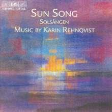 Karin Rehnqvist (geb. 1957): Puksanger-Lockrop, CD