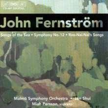 John Fernström (1897-1961): Symphonie Nr.12, CD