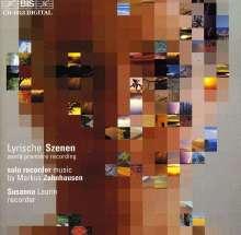 Markus Zahnhausen (geb. 1965): Musik für Blockflöte, CD