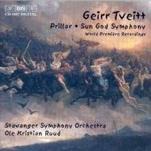 Geirr Tveitt (1908-1981): Prillar op.8, CD