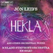 Jon Leifs (1899-1968): Hekla op.52, CD