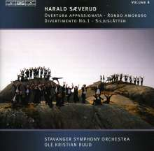 Harald Saeverud (1897-1992): Orchesterstücke, CD