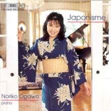 Noriko Ogawa - Japonisme, CD