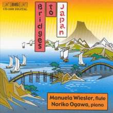 Manuela Wiesler - Bridges to Japan, CD