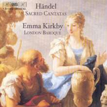 Georg Friedrich Händel (1685-1759): Laudate Pueri (Psalm 112), CD