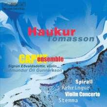 Haukur Tomasson (geb. 1960): Violinkonzert (1997), CD
