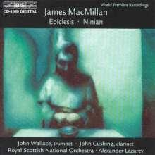 "James MacMillan (geb. 1959): Trompetenkonzert ""Epiclesis"", CD"