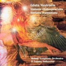 Gösta Nystroem (1890-1966): Symphonien Nr.4 & 6, CD
