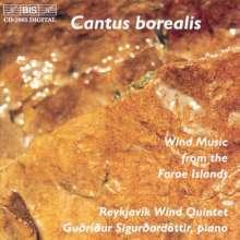 Reykjavik Wind Quintet - Cantus borealis, CD