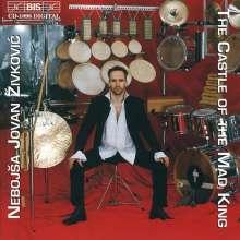 Nebojsa Jovan Zivkovic (geb. 1962): Werke für Percussion, CD