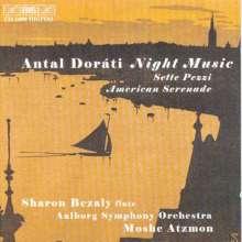 Antal Dorati (1906-1988): 7 Pezzi per Orchestra, CD