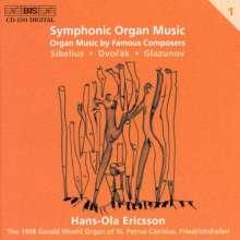 Hans-Ola Ericsson - Symphonic Organ Music Vol.1, CD