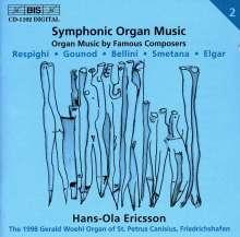 Hans-Ola Ericsson - Symphonic Organ Music Vol.2, CD