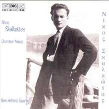 Nikos Skalkottas (1904-1949): Streichquartett Nr.1, CD