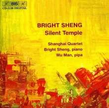 Bright Sheng (geb. 1955): Streichquartette Nr.3 & 4, CD