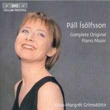 Pall Isolffson (1893-1974): Klavierwerke, CD