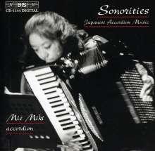 Mie Miki,Akkordeon - Japanese Accordion Music, CD