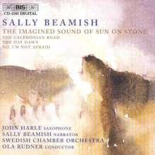 Sally Beamish (geb. 1956): No,I'm not afraid (6 Poems für Sprecher & Orchester), CD