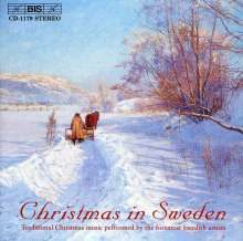 Christmas in Sweden, CD