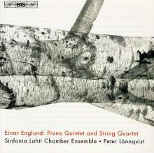 Einar Englund (1916-1999): Klavierquintett, CD