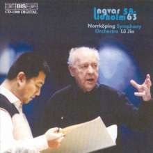 Ingvar Lidholm (geb. 1921): Orchesterwerke, CD