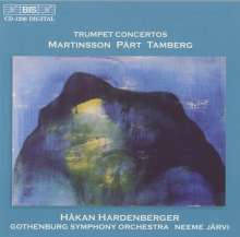 Hakan Hardenberger spielt Trompetenkonzerte, CD