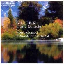 Max Reger (1873-1916): Suiten für Viola solo op.131d Nr.1-3, CD