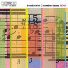 Stockholm Chamber Brass - NOW, CD