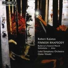Robert Kajanus (1856-1933): Sinfonietta B-Dur, CD