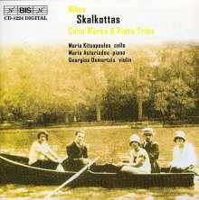 Nikos Skalkottas (1904-1949): Klaviertrio, CD