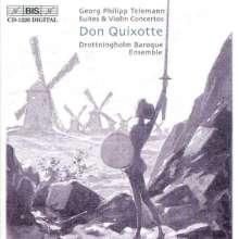 Georg Philipp Telemann (1681-1767): Suite für Viola da Gamba,Streicher & Bc in D TWV 55:D6, CD