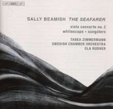 Sally Beamish (geb. 1956): Violakonzert Nr.2, CD