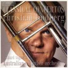 Christian Lindberg - Classical Trombone Concertos, CD