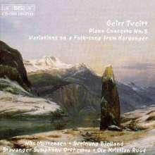 Geirr Tveitt (1908-1981): Klavierkonzert Nr.5, CD