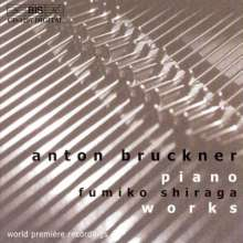 Anton Bruckner (1824-1896): Klavierwerke, CD