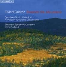 "Eivind Groven (1901-1977): Symphonie Nr.1 ""Towards the Mountains"", CD"