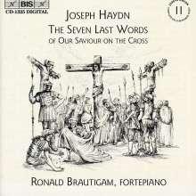Joseph Haydn (1732-1809): Die sieben letzten Worte unseres Erlösers, CD