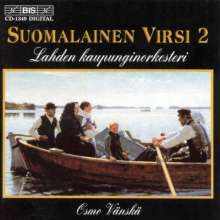 Finnische Hymnen - Suomalainen Virsi, CD