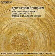 Pehr Henrik Nordgren (1944-2008): Cellokonzert Nr.1, CD