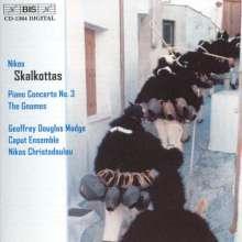 Nikos Skalkottas (1904-1949): Klavierkonzert Nr.3, CD