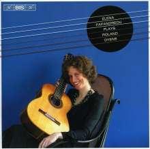 Roland Dyens (geb. 1955): Gitarrenwerke, CD