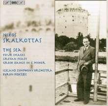 Nikos Skalkottas (1904-1949): The Sea (Ballett-Suite), CD