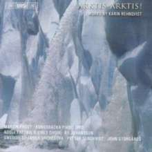 "Karin Rehnqvist (geb. 1957): Klarinettenkonzert ""On a Distant Shore"", CD"