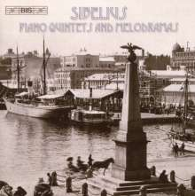 Jean Sibelius (1865-1957): Klavierquintett in g, CD