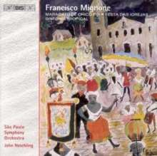 Francisco Mignone (1897-1986): Sinfonia Tropical, CD