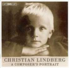 "Christian Lindberg (geb. 1958): Flötenkonzert ""The World of Montuagretta"", CD"