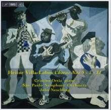 Heitor Villa-Lobos (1887-1959): Choros Vol.1, CD