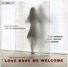 Love Bade Me Welcome, CD